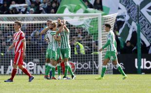 Jornada 20 R. Betis - Girona