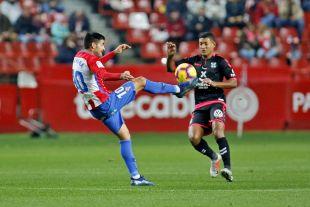 Jornada 16 Sporting - Tenerife