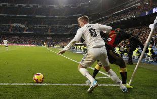 Jornada 16 R. Madrid - Rayo