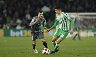 Octavos - Ida- Real Betis-Real Sociedad