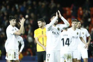 Valencia CF - Young Boys // EFE/ Biel Aliño