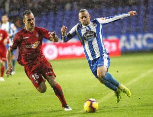 Jornada 15 Deportivo - Osasuna