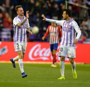 Jornada 16 Valladolid - Atlético