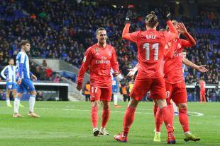 Jornada 21 Espanyol - R. Madrid