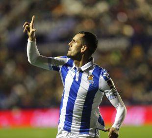 Jornada 12 Levante - R. Sociedad