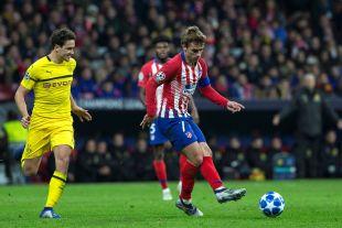 Atlético de Madrid - Dortmund. EFE/Rodrigo Jimenez
