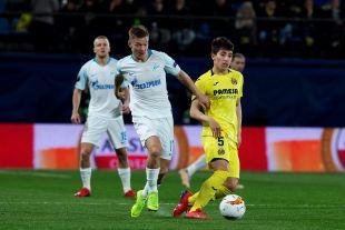 Villarreal CF - Zenit.