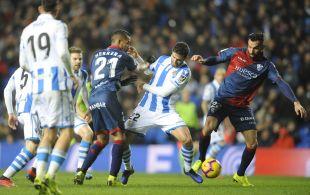 Jornada 21 R. Sociedad - Huesca