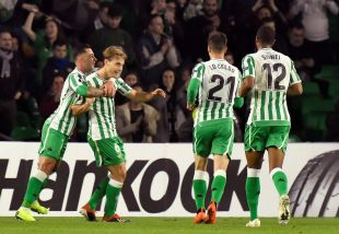 Real Betis - Olympiacos.