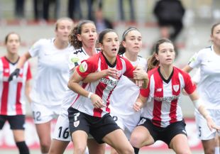 Jornada 11 Athletic Club - Madrid CFF