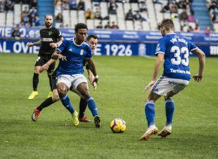 Jornada 19 R. Oviedo - Málaga