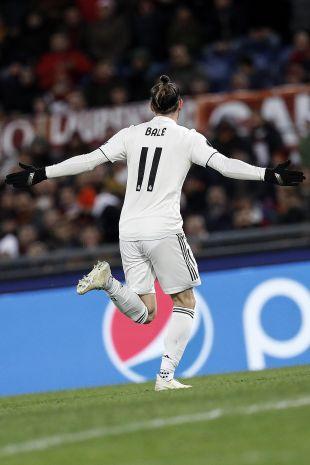AS Roma - Real Madrid // EFE/Riccardo Antimiani