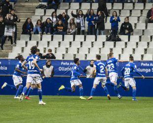Jornada 17 R. Oviedo - Almería