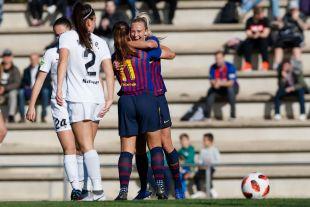 Jornada 13 FC Barcelona - Madrid CFF