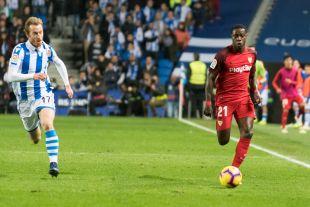 Real Sociedad - Sevilla FC.