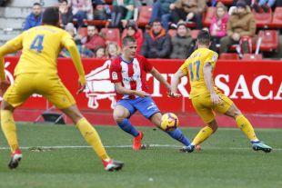 Jornada 22 Sporting - Alcorcón