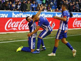 Jornada 12 Alavés - Huesca