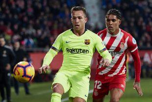 Jornada 21 Girona - FC Barcelona