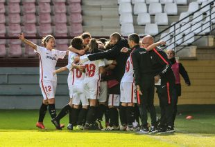 EDF Logroño - Sevilla FC