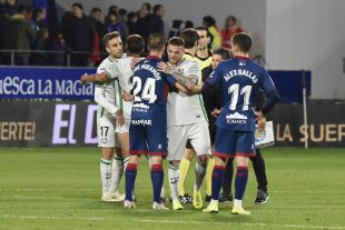 SD Huesca - Getafe CF.