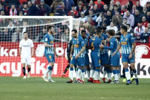 Jornada 18 Sevilla - Atlético