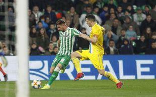 Cuartos - Vuelta- Real Betis-RCD Espanyol