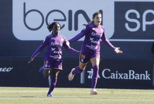 Natalia Ramos y Ange Koko anotaron los goles de la victoria en el descuento.