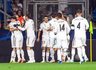 Viktoria Plzeň - Real Madrid // EFE