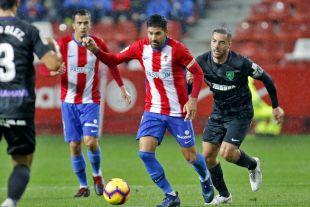 Jornada 13 Sporting - Málaga