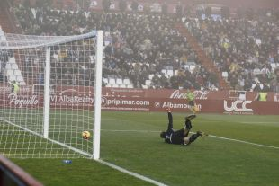 Albacete BP - CF Rayo. Albacete-Rayo Majadahonda