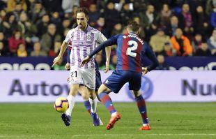 Jornada 20 Levante - Valladolid