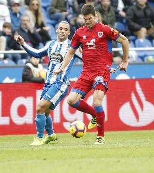 Jornada 17 Deportivo - Numancia