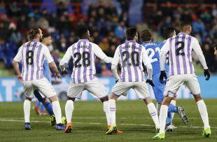 Octavos - Ida- Getafe CF-R. Valladolid CF