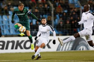 Dudelange - Real Betis / EFE/ Mathieu Cugnot