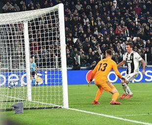 Juventus - Valencia CF // EFE/Andrea Di Marco
