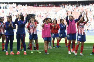 Jornada 24 At. Madrid Femenino - FC Barcelona