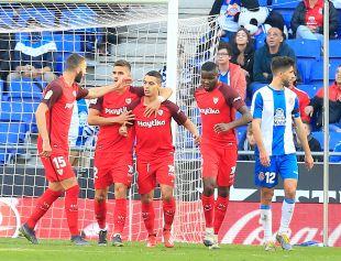 Jornada 28 Espanyol - Sevilla