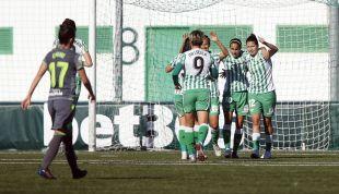 Jornada 13 R. Betis Féminas - Real Sociedad