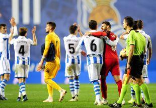 Jornada 11 R. Sociedad - Sevilla