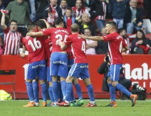 Jornada 41 Sporting - Granada