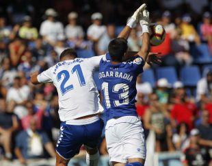 CD Tenerife - CF Reus.