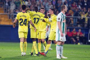 Villarreal CF - Rapid de Viena // EFE