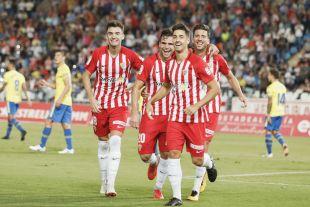 UD Almería - UD Las Palmas.