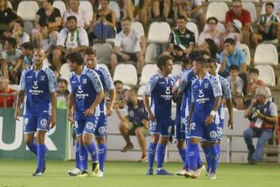 Córdoba CF - CD Tenerife.