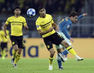 Borussia Dortmund - Atlético de Madrid // EFE