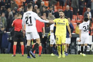 Jornada 21 Valencia - Villarreal