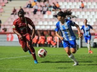 Jornada 6 EDF Logroño - Málaga CF