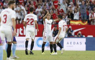 Jornada 8 Sevilla - Celta