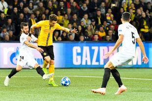 Young Boys - Valencia CF  // EFE/ Peter Schneider