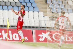 UD Almería - CD Tenerife.